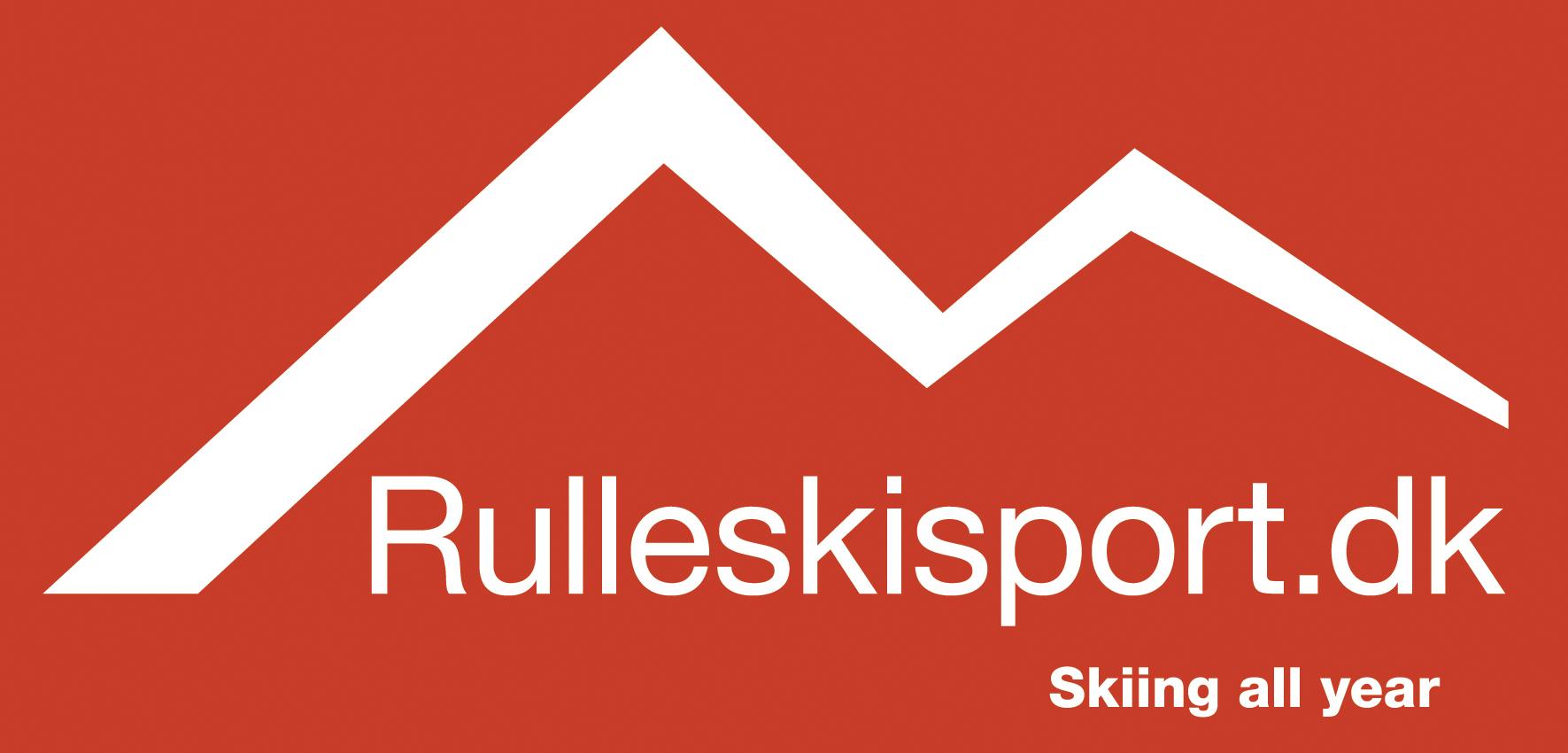 Logo for rulleskisport.dk