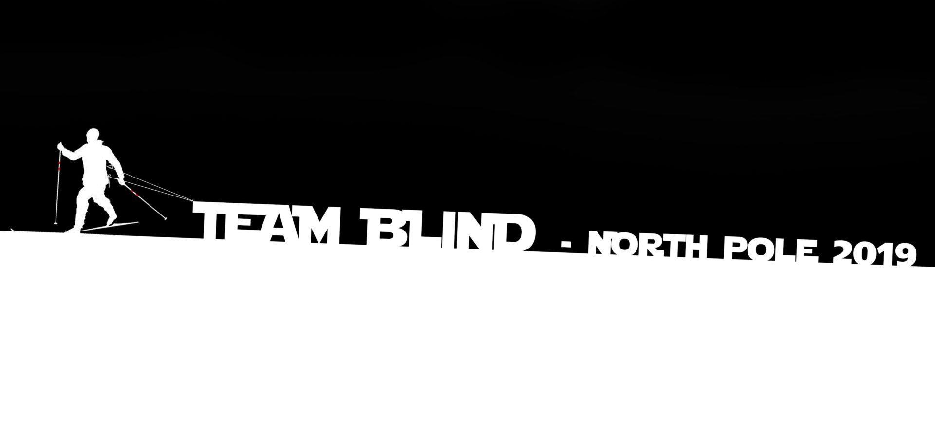 Logo for Team Blind - North Pole 2019