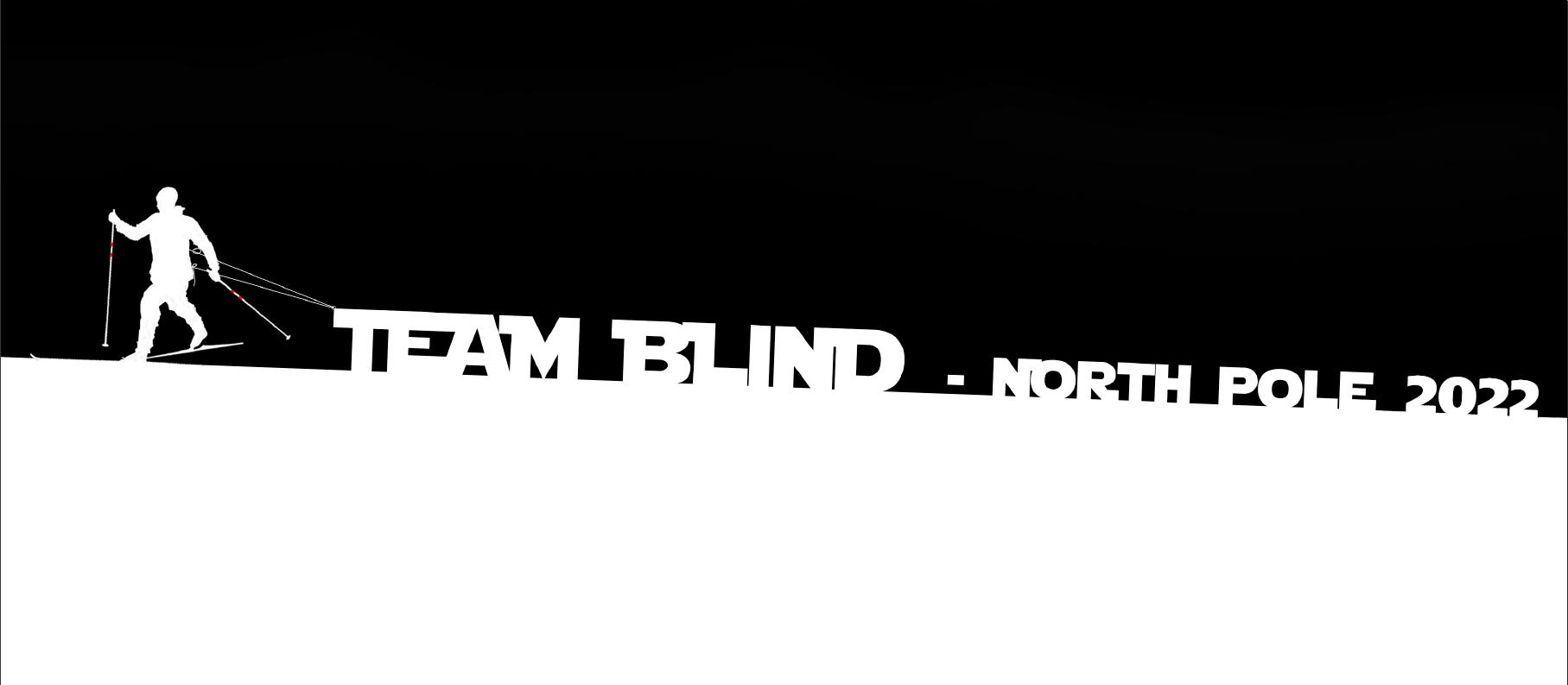 Logo for Team Blind - North Pole 2021